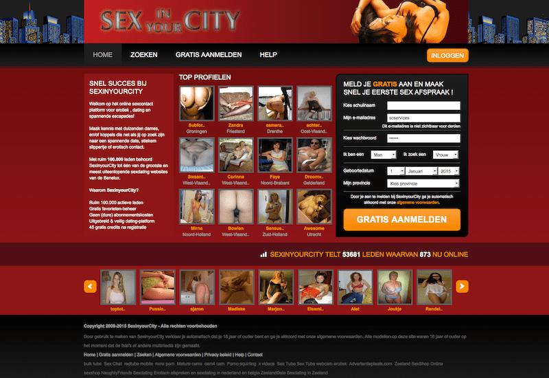 sexinyourcity.nl