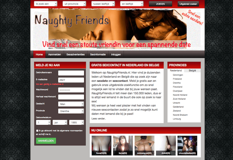 naughtyfriends.nl
