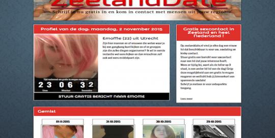 zeelanddate.nl