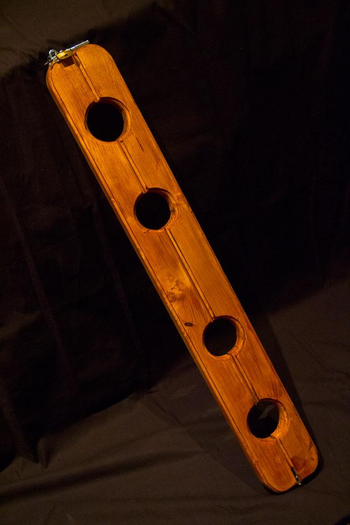 BDSM pols en enkelblok